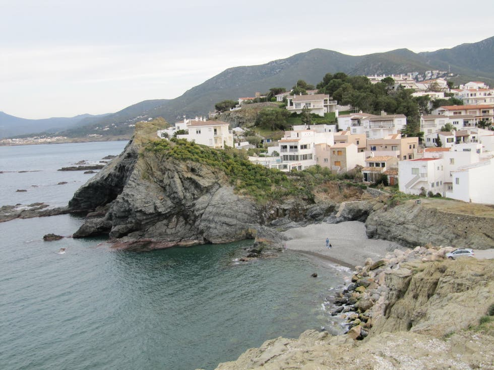 Shore in Llançà