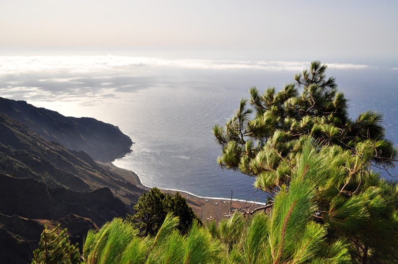 Green in El Hierro