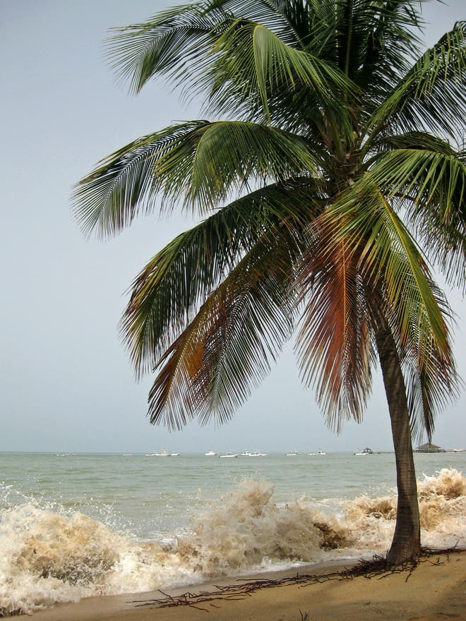 Playa de Saly, Senegal