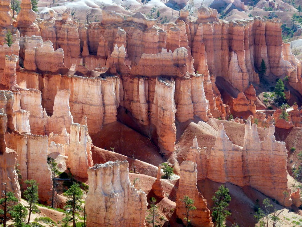 Ancient History in Bryce Canyon