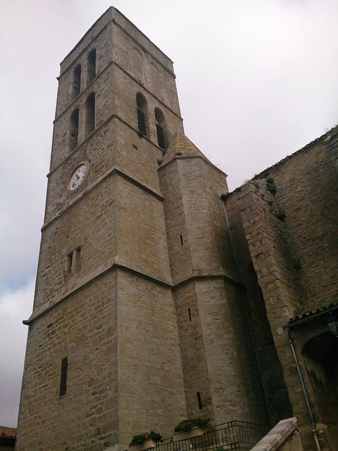 Church in Trèbes