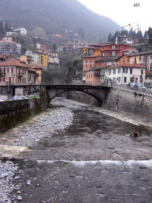 River in Argegno