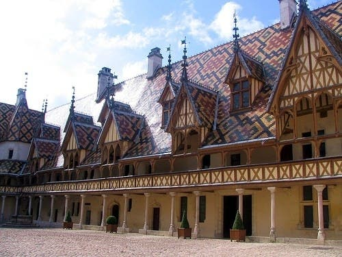 House in Beaune