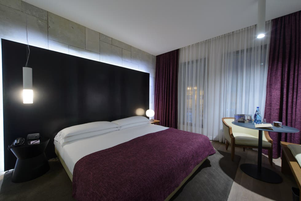 Photos Of Square In Mamilla Hotel The Leading Hotels Of