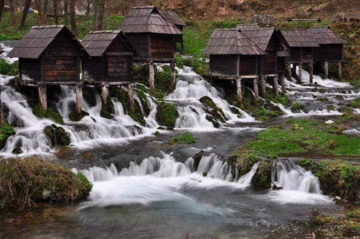 Body Of Water in Bosnia and Herzegovina