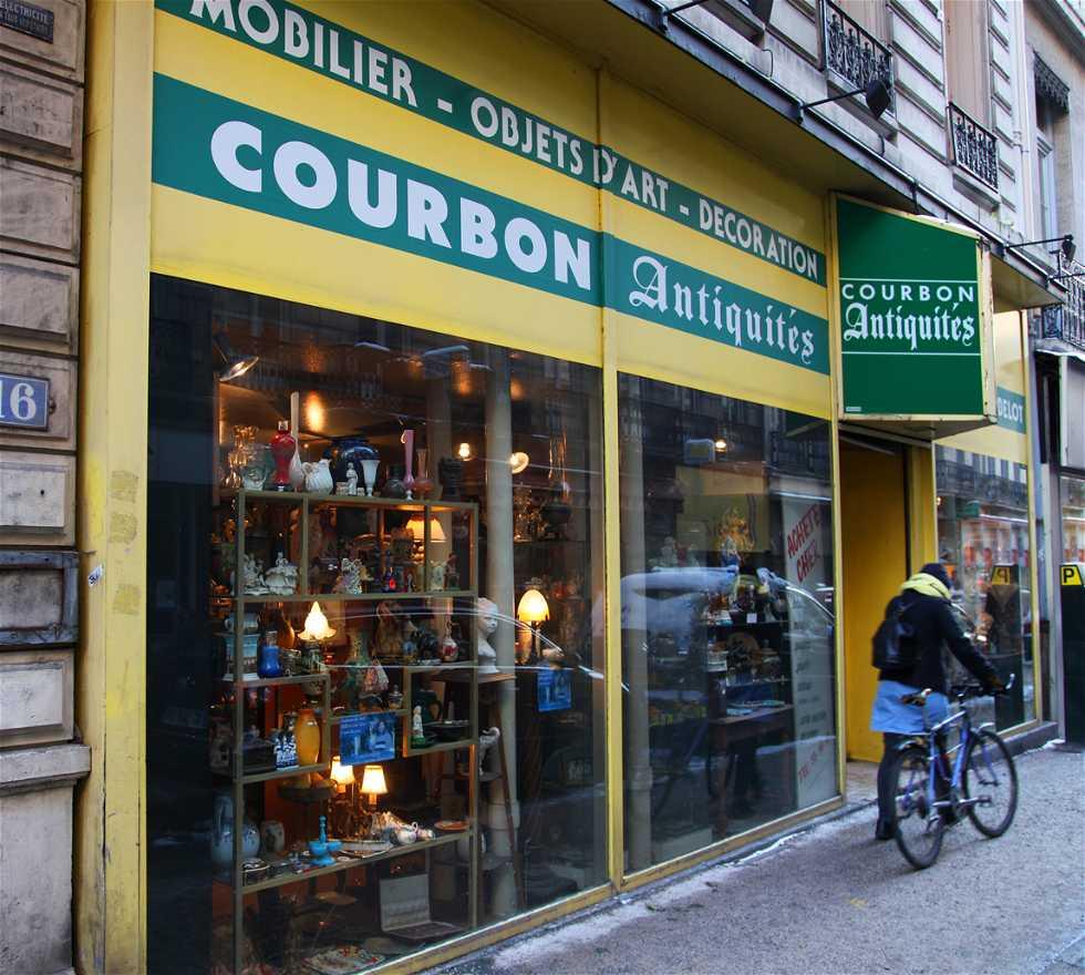 Comida en Courbon Armand