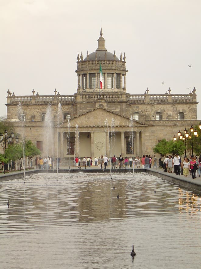 River in Guadalajara