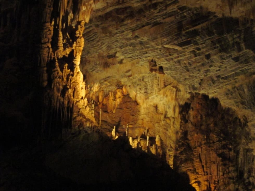 Cave in Cabrespine