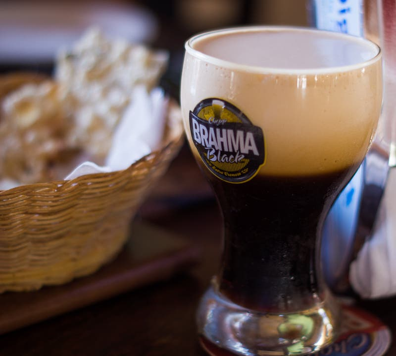 Cerveza en Catedral do Chopp
