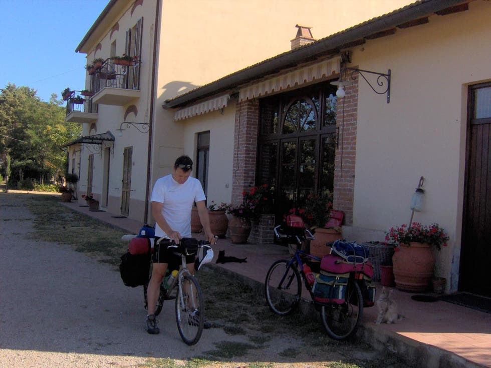 Cycling in Grosseto