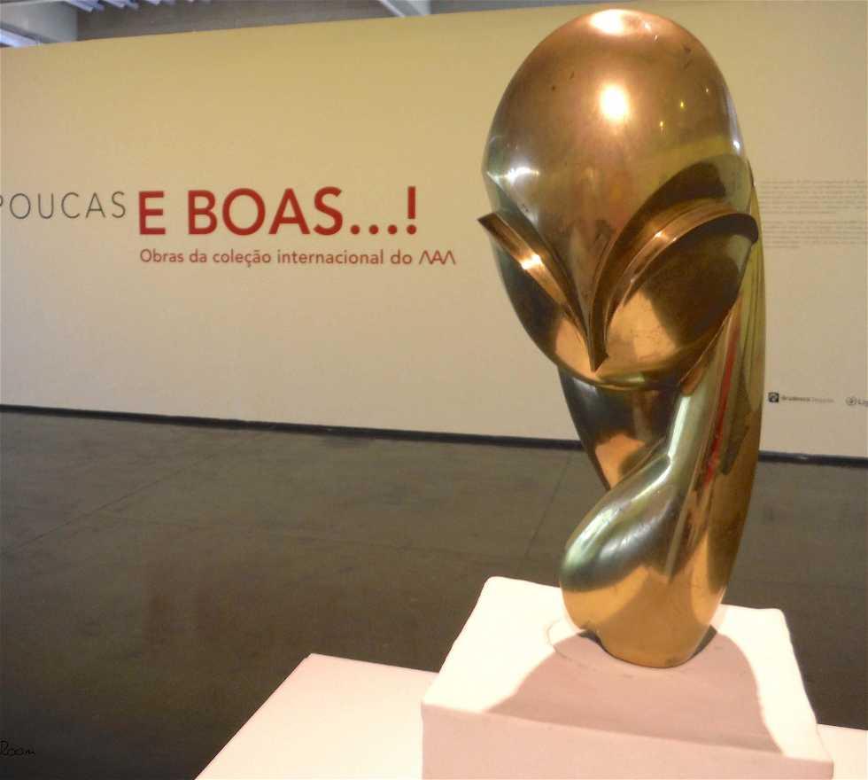 Ropa en MAM - Museu de Arte Moderna do Rio de Janeiro