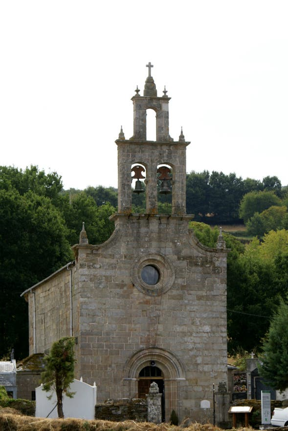 Church in Ribas de Sil