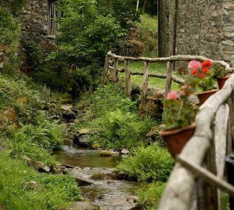 Canal en Ruta del Agua