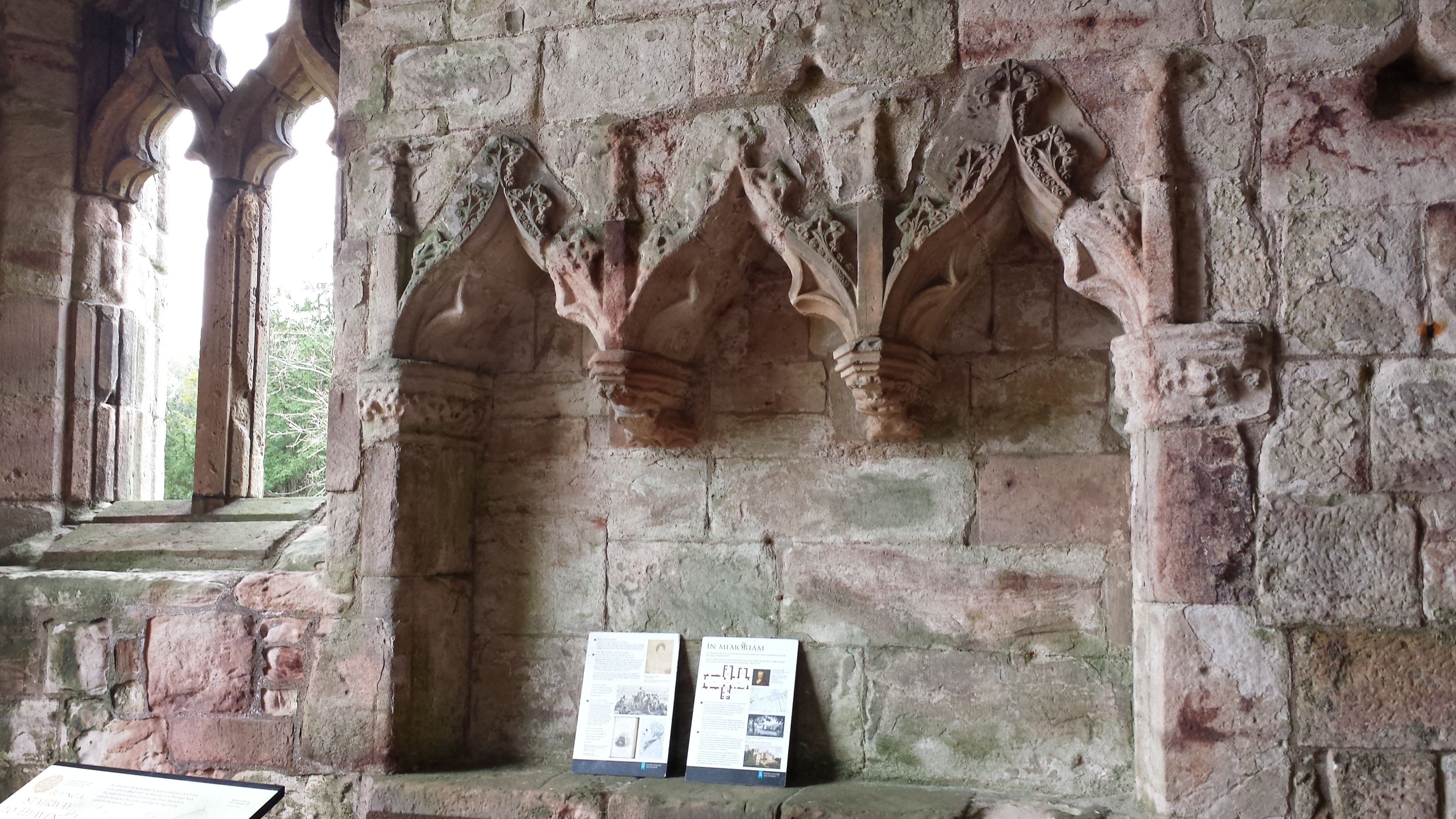 Ancient History in Dunglass Collegiate Church