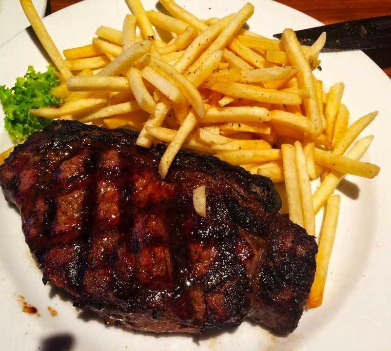 Carne en Restaurante Mania Caseira