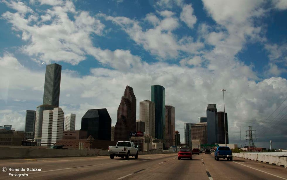 Ciudad en Houston