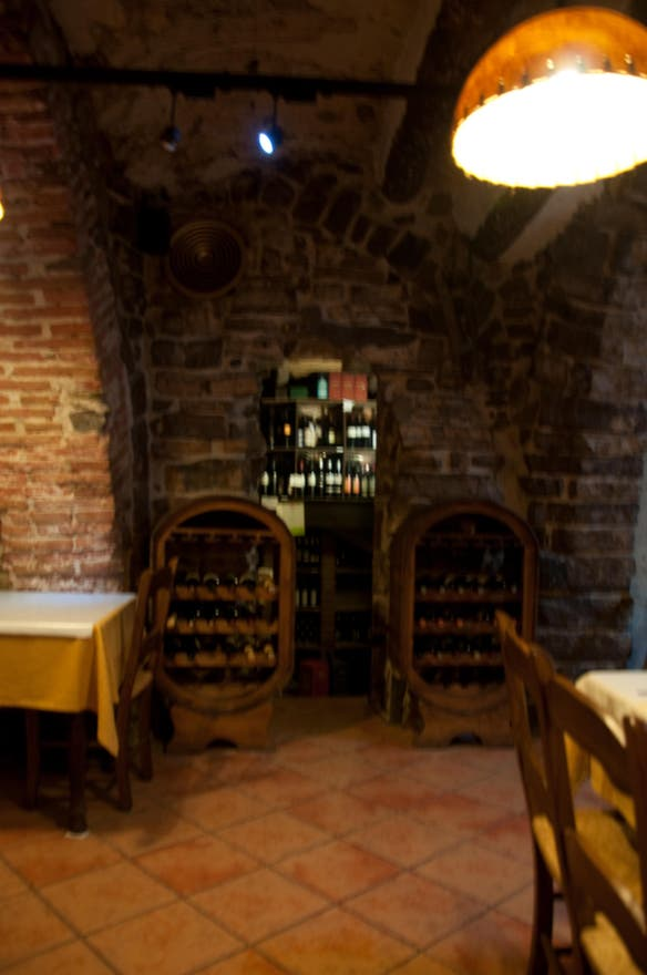 Sala en L'Antic Forn