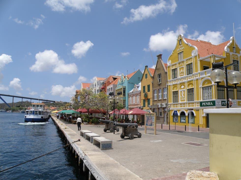 Sea in Willemstad