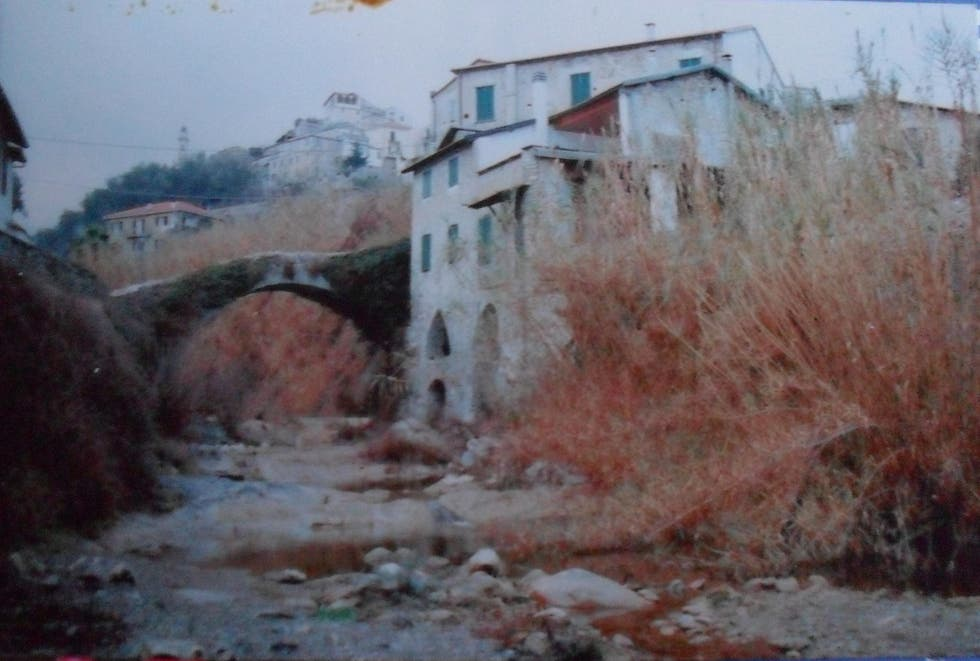 watercolor Paint in Dolcedo