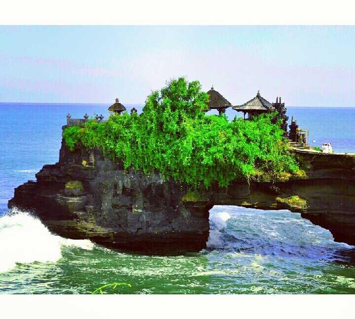 Costa en Isla de Bali