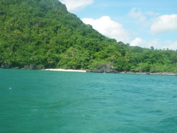 Sea in Mayotte