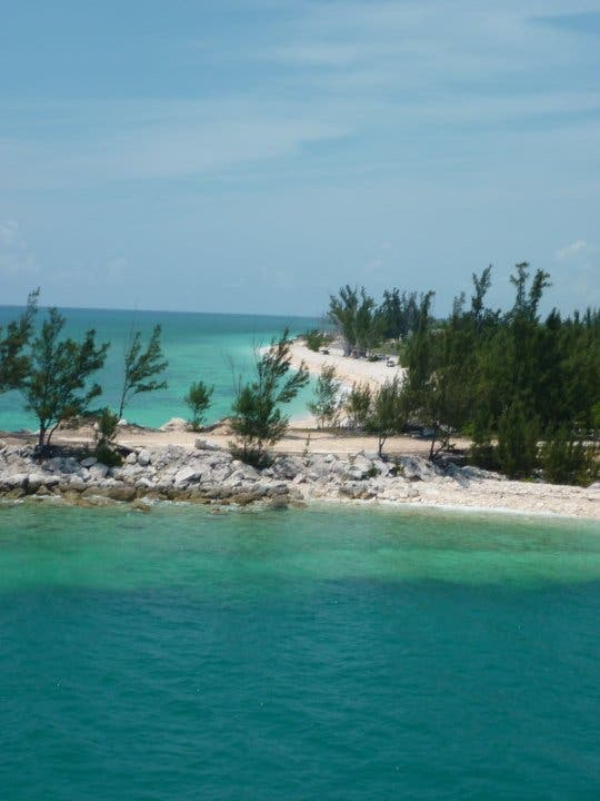 Vacation in Grand Bahama