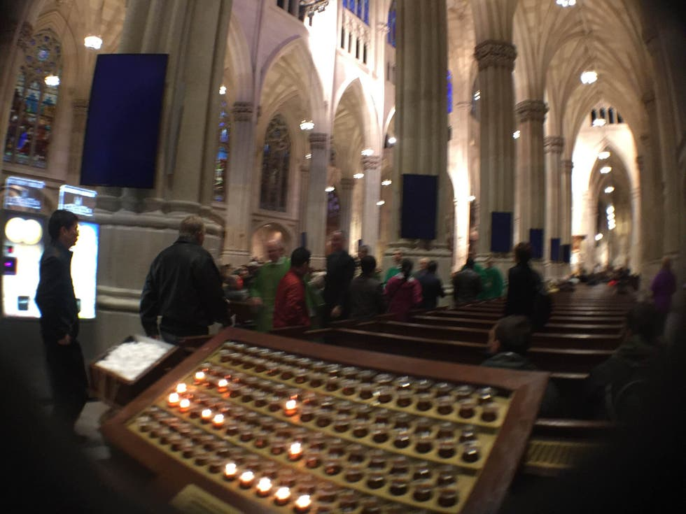 Catedral en St. Patrick's Old Cathedral