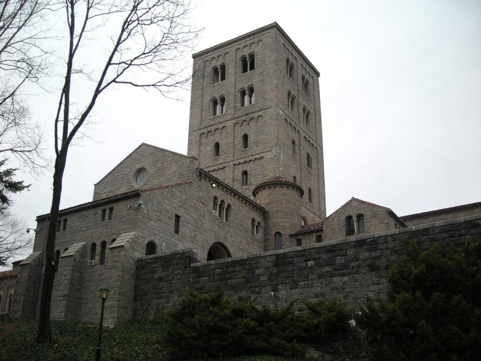 Torre en The Cloisters
