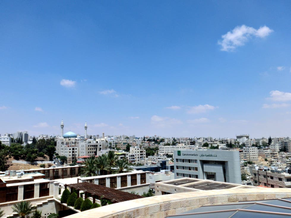 Downtown in Amman