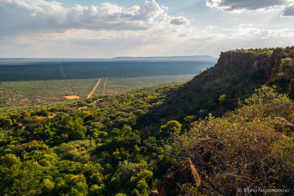 Mar en Waterberg Viewpoint