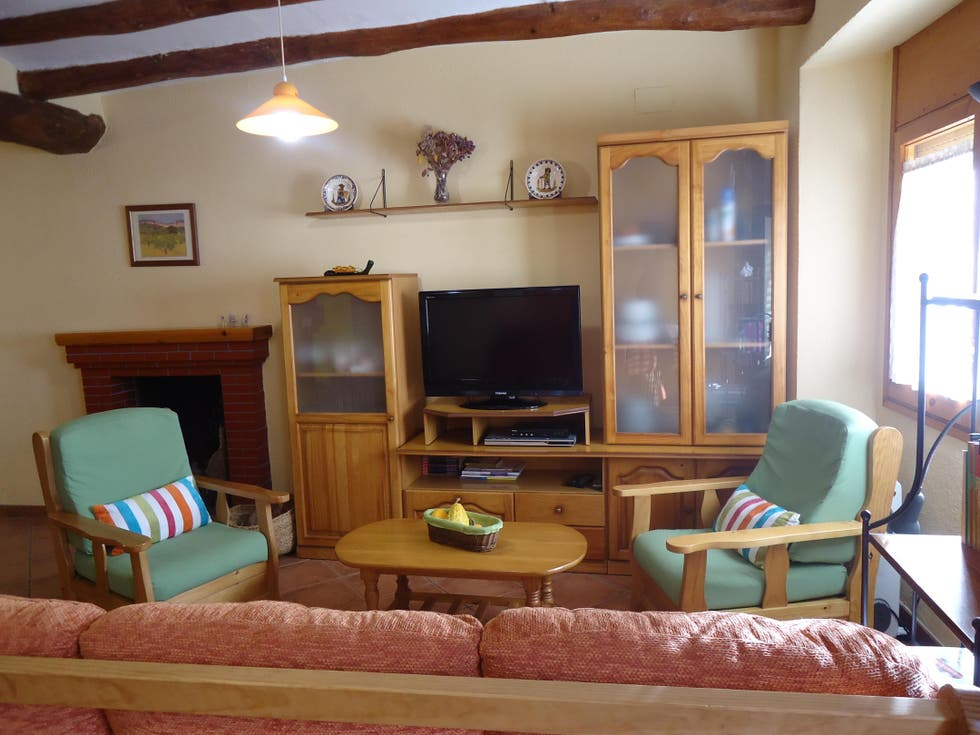 Living Room in Puigdàlber