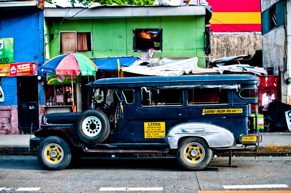 Automobile in Manila