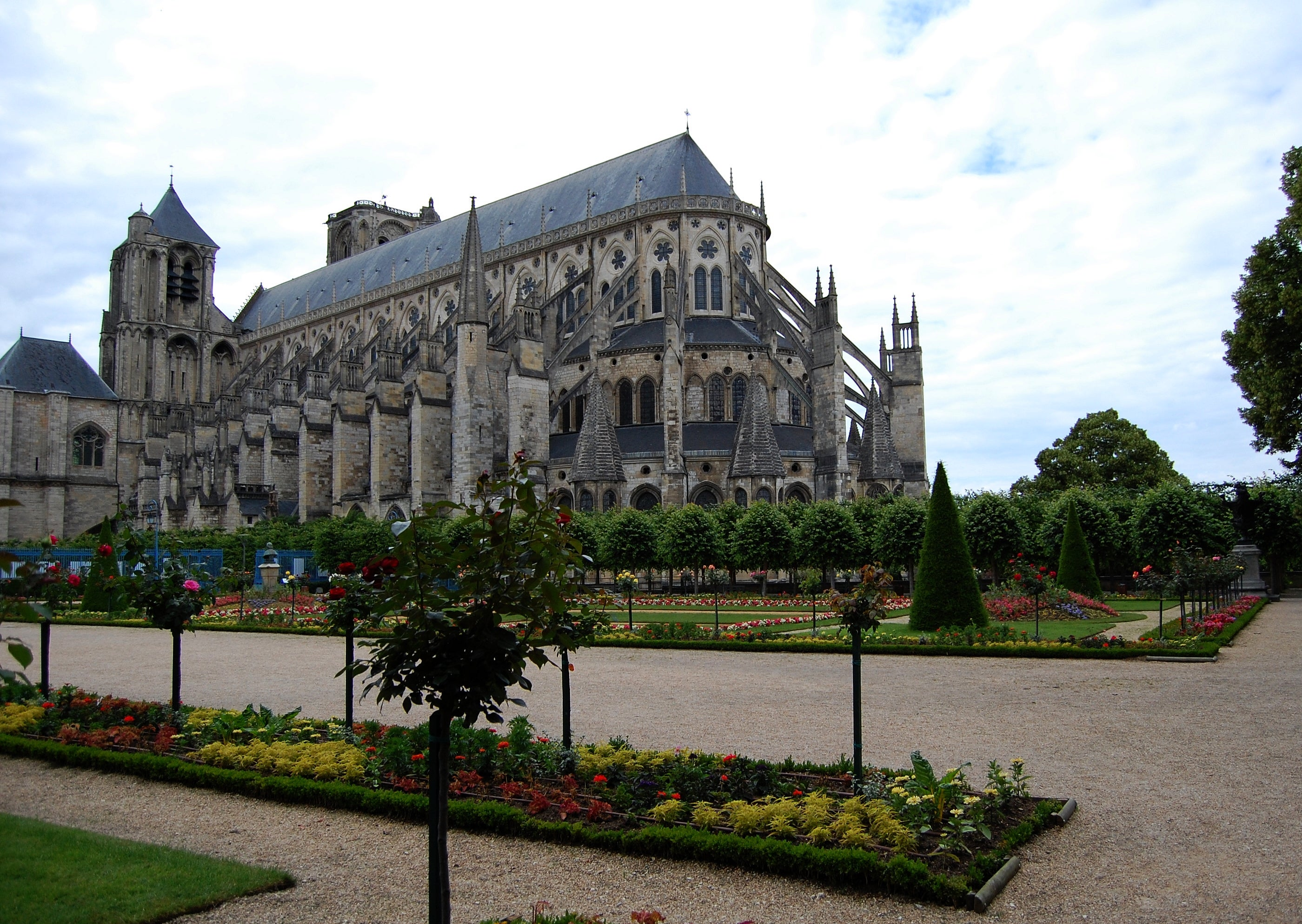 Abbey in Bourges