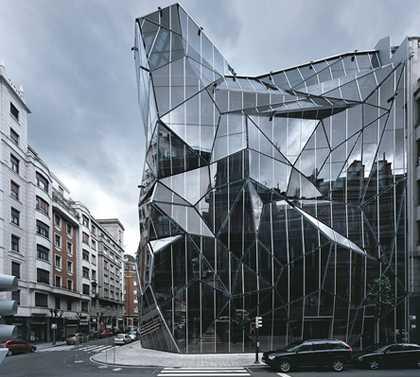 Arquitectura en Sede de Sanidad del Gobierno Vasco
