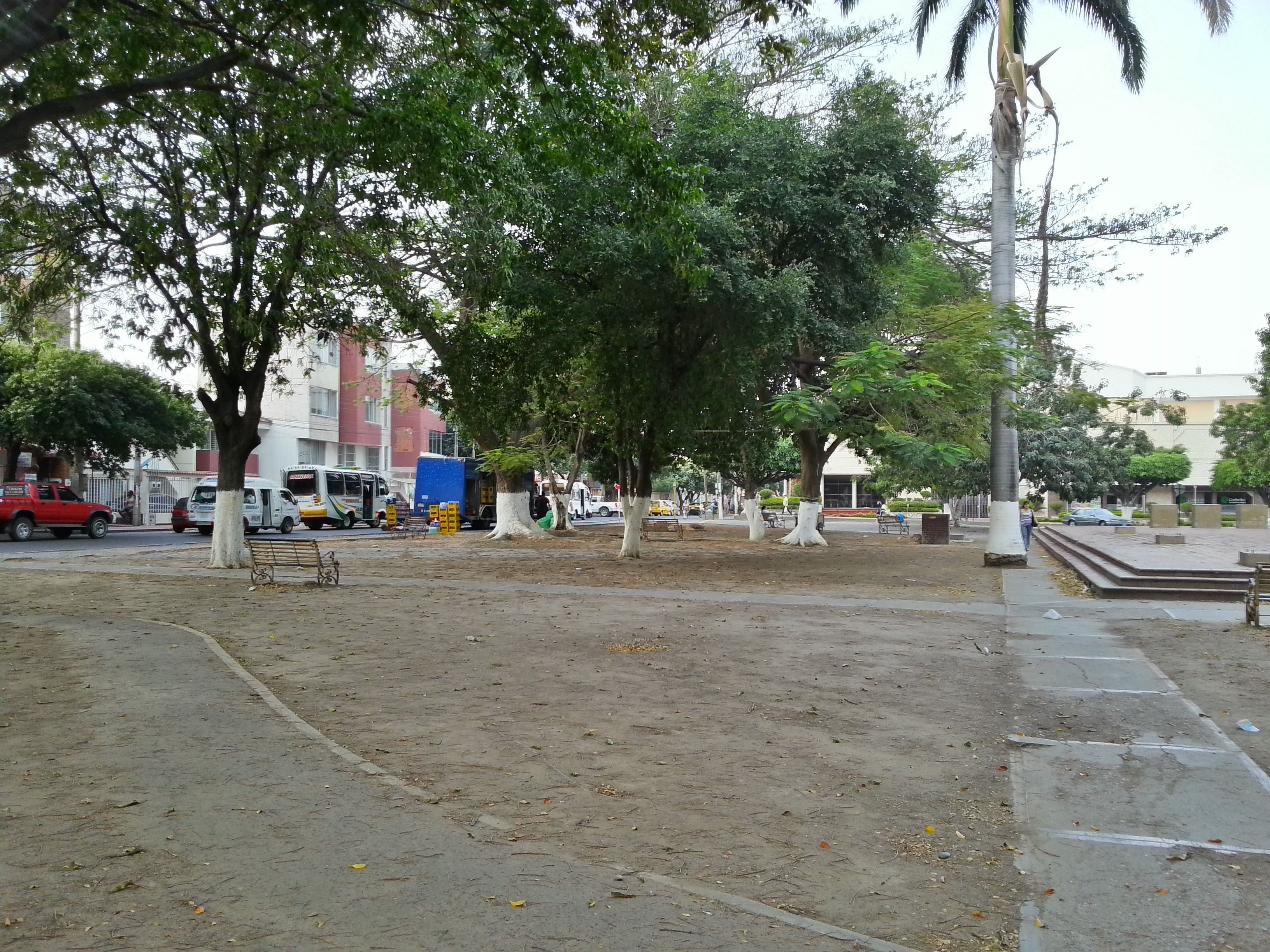 City in Parque La Biblia