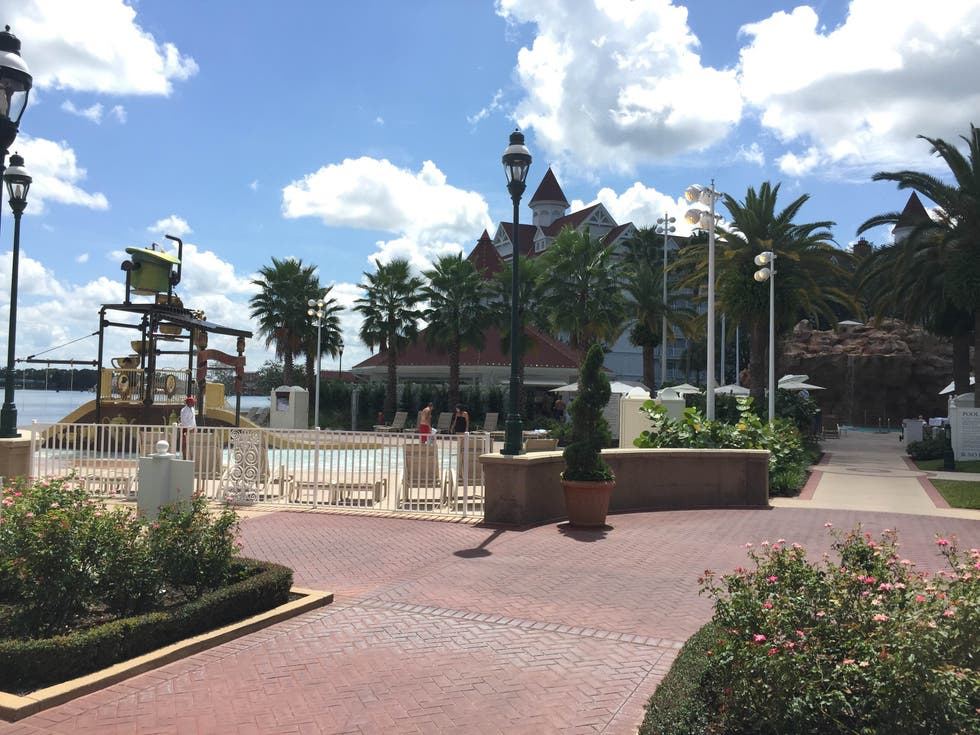 Ciudad en Disney's Grand Floridian Resort and Spa