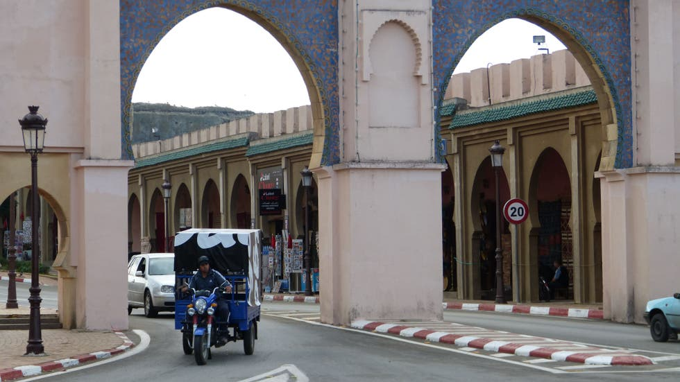 Turismo en Bab Moulay Ismail