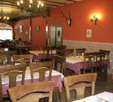 Plato en Restaurante La Zarza