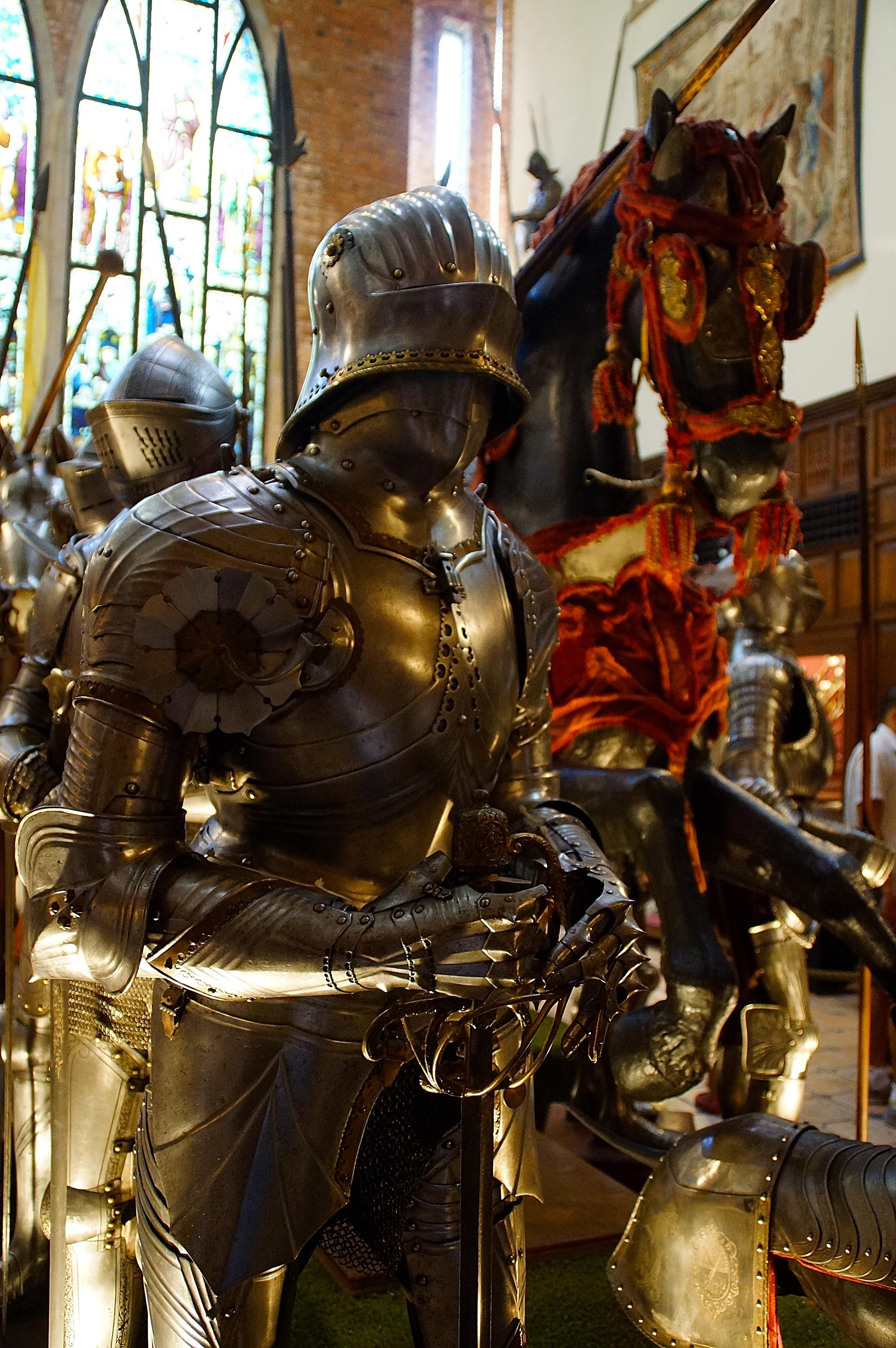 Armour in Recife