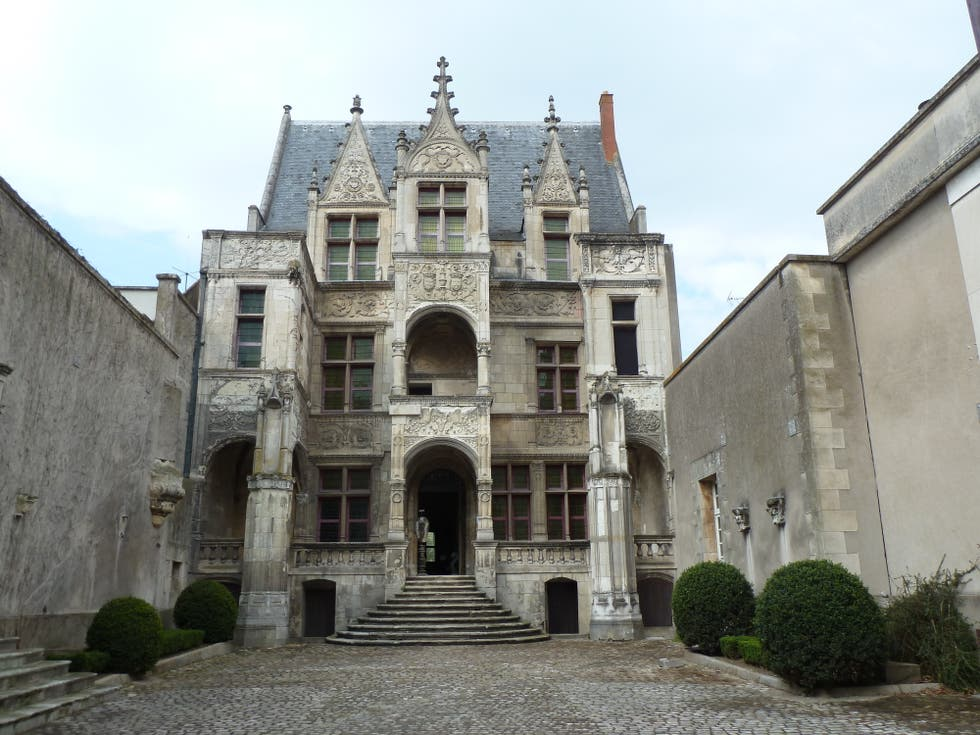 Château in Centro