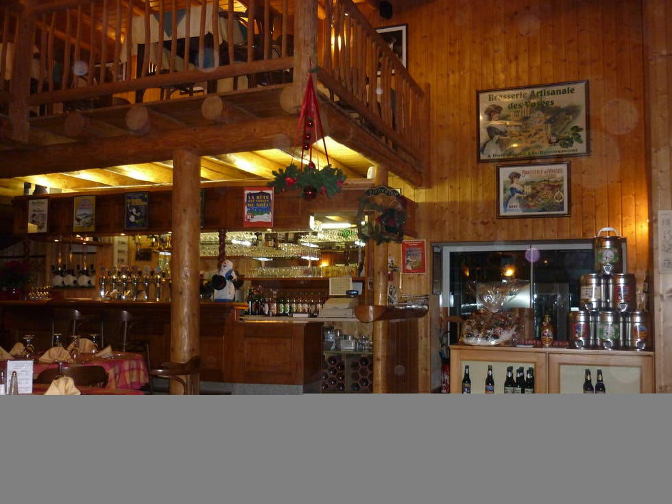 Tavern in Gerardmer