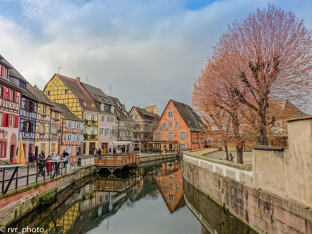 Autumn in Colmar