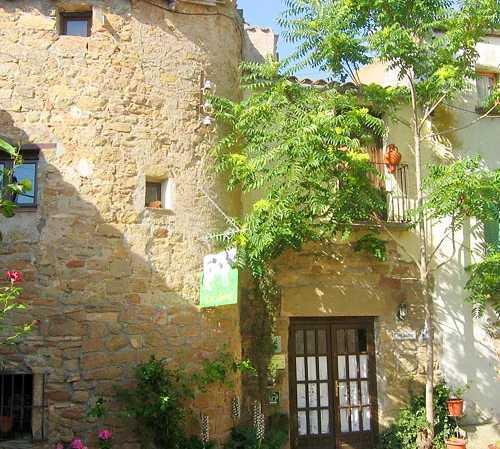 Village in Massoteres