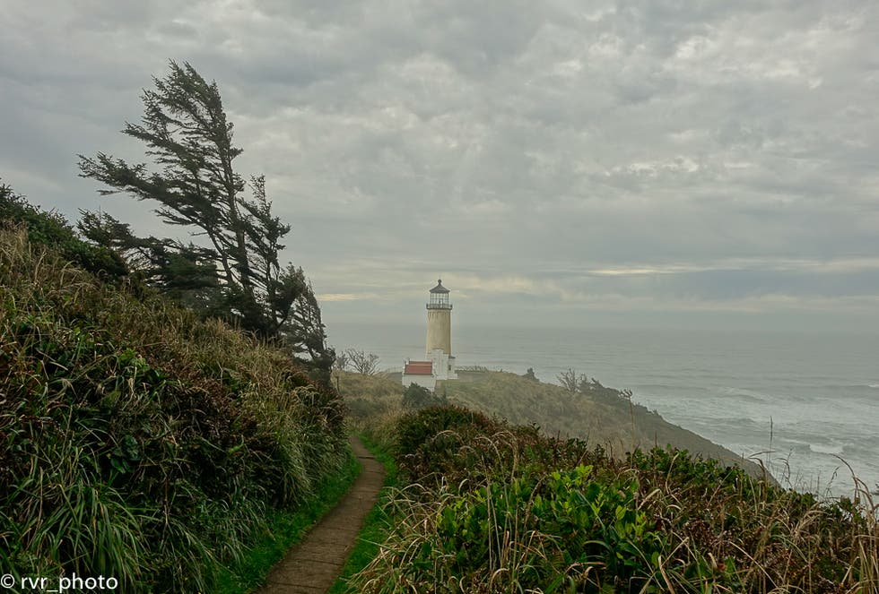 Mar en Cape Disappointment State Park