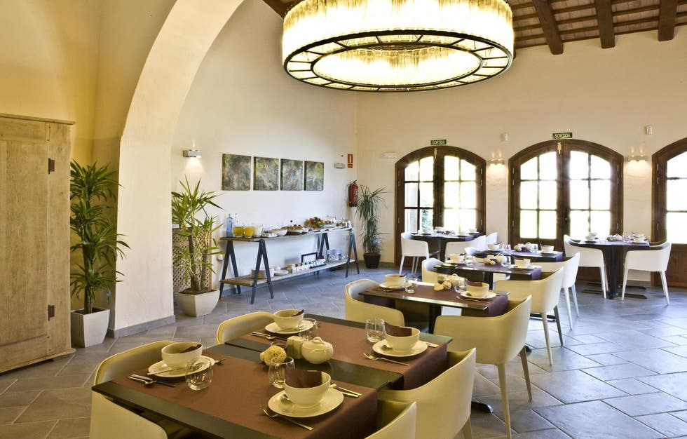 Restaurante en Boutique Hotel Can Pico