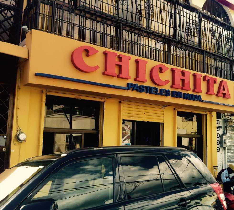 Fachada en Chichita