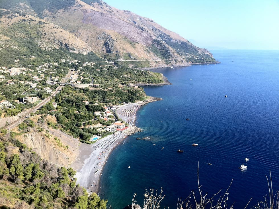 Costa en Maratea