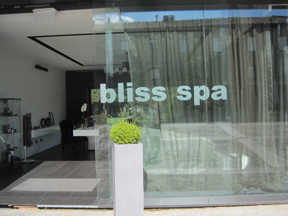 Señal en Bliss Spa