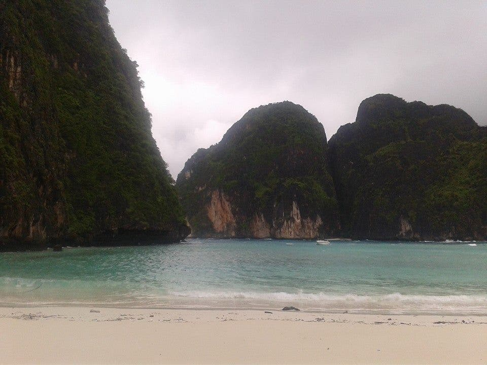 Resort en Ko Phi Phi Lee