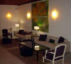 Restaurante en Hotel Convento Del Giraldo